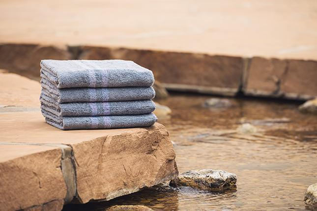 Noel 2018 : Mizu Towel