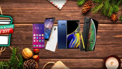 Photo de Guide d'achat de Noël 2018 : notre sélection des meilleurs smartphones de l'année