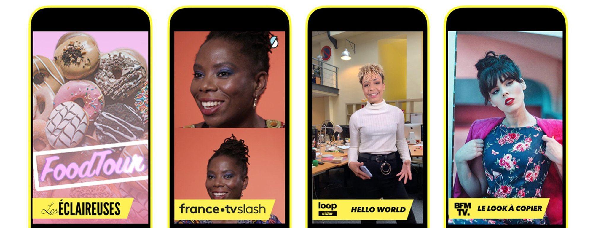 Snapchat Show