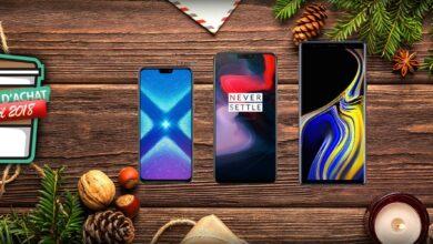 Photo de Guide d'achat de Noël 2018 : notre sélection des Meilleurs Smartphones par Gamme de Prix