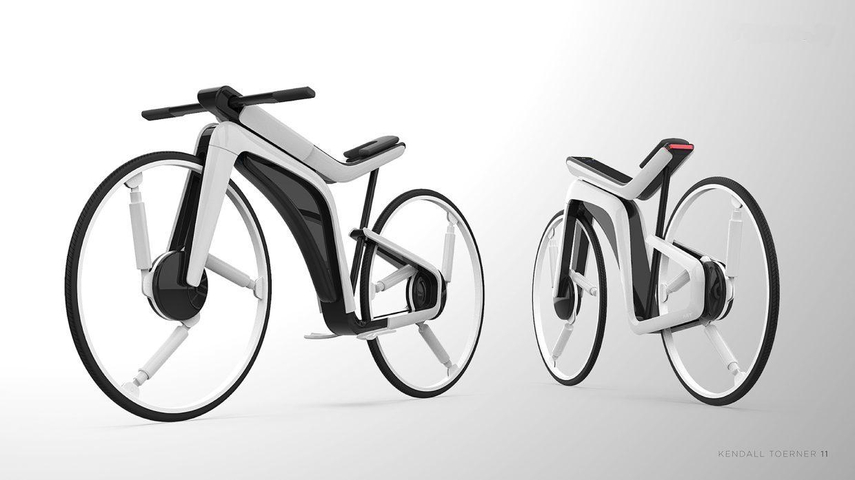 Le vélo électrique du futur ?