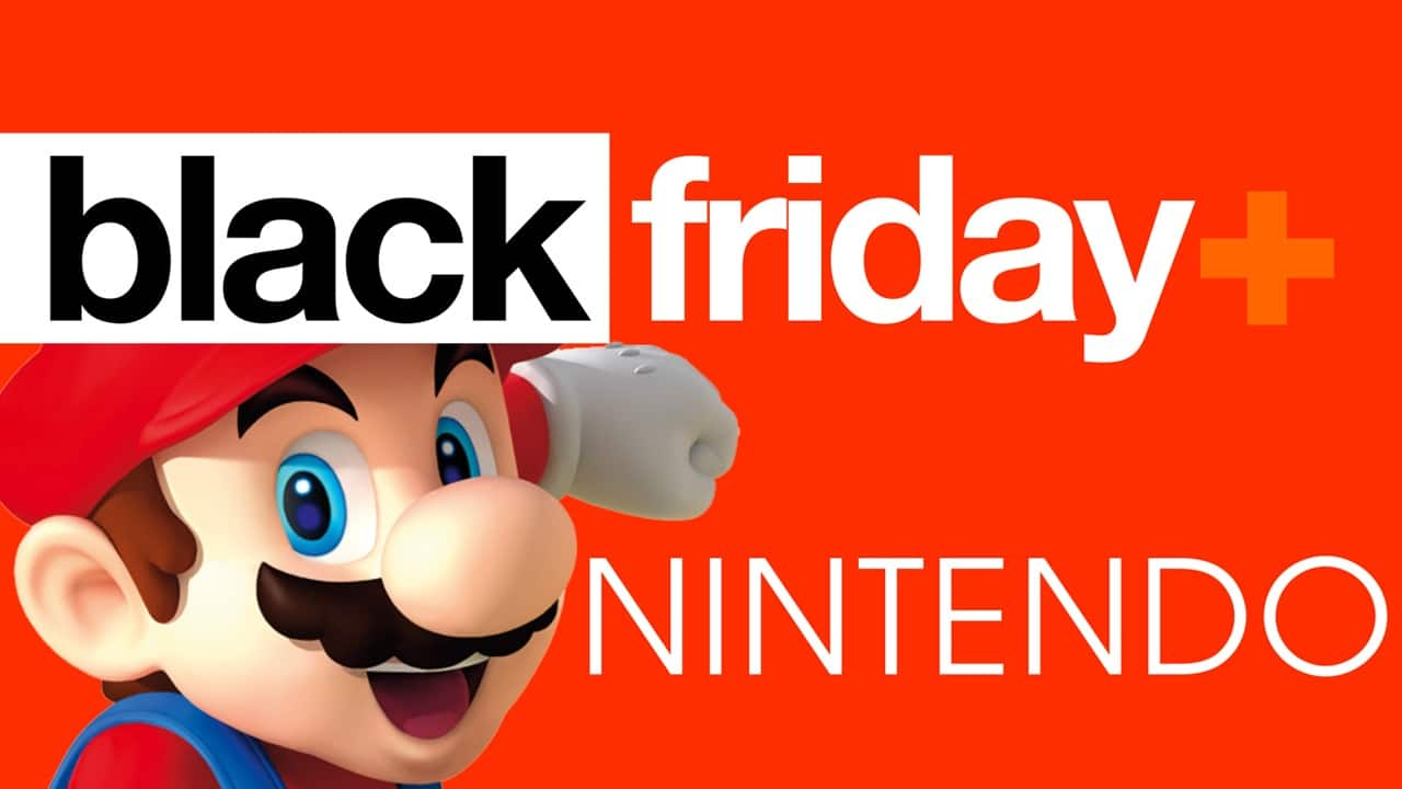 Nintendo Black Friday