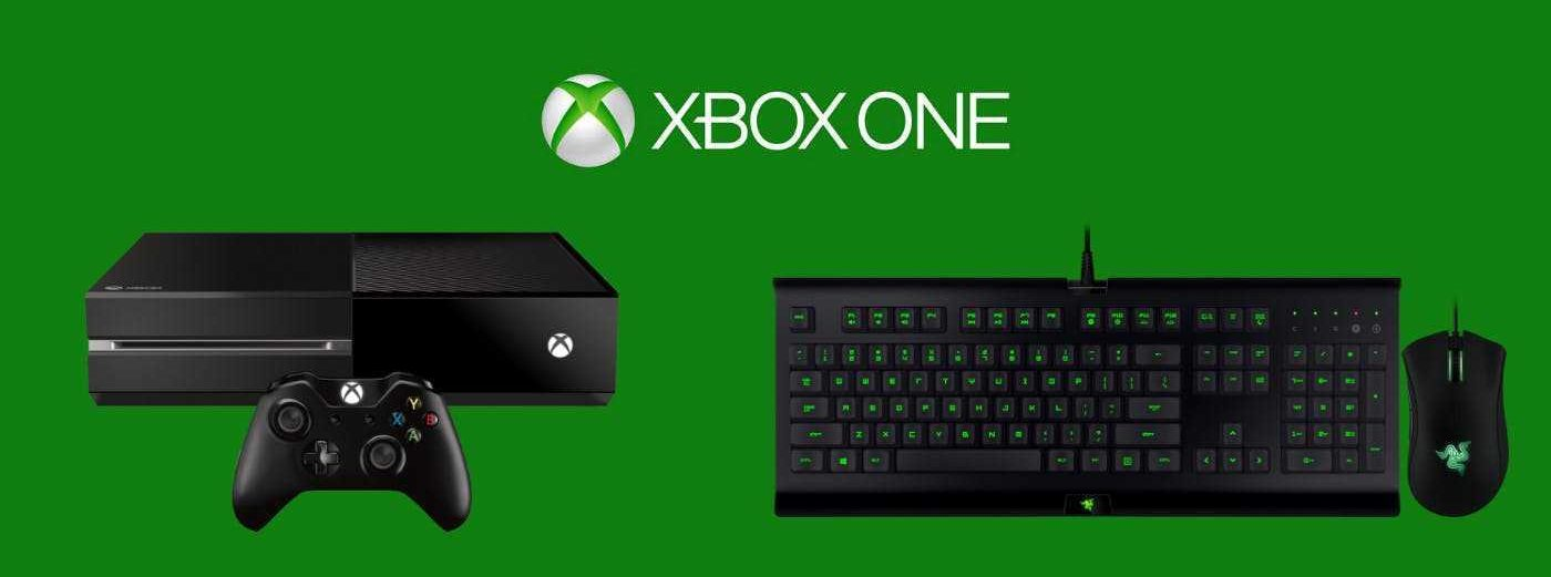 Xbox One compatiible clavier-souris