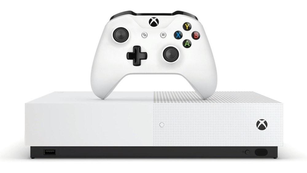 Une future Xbox One sans lecteur Blu-ray