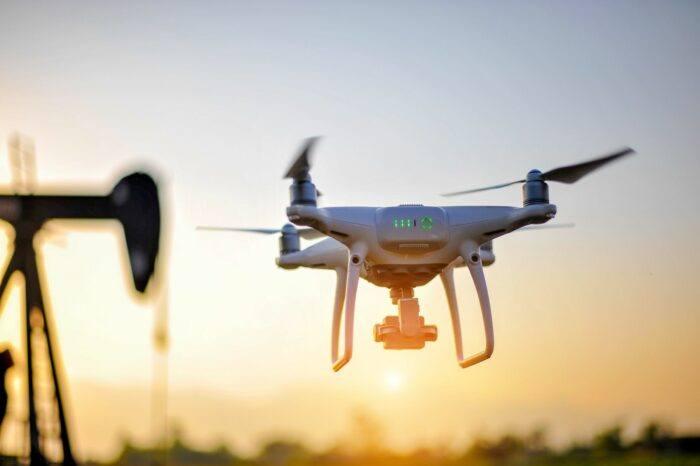 Drone : Vol limité