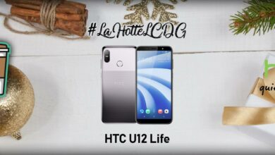 Photo de #LaHotteLCDG – Jour 19 : HTC U12 Life
