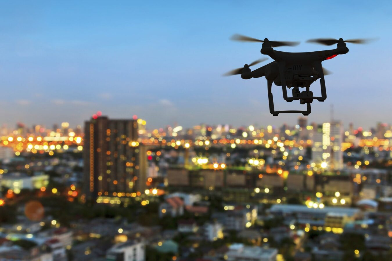Photo de Sécurité : Les drones civils sont désormais fichés