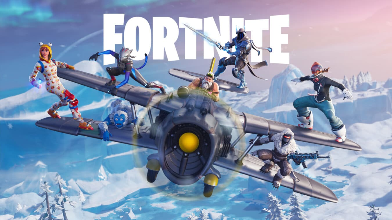 Photo de Buzz&Clair – C'est parti pour la saison 7 de Fortnite !