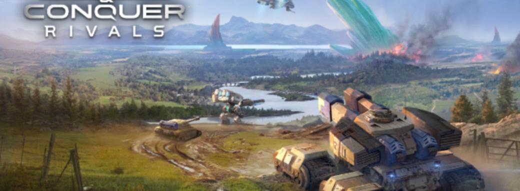 Command & Conquer : Rivals-bg