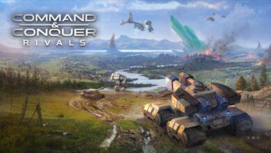 Photo de Command & Conquer : Rivals, la sortie du STR sur mobile