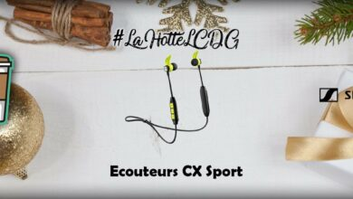 Photo of #LaHotteLCDG – Jour 24 : Sennheiser CX Sport
