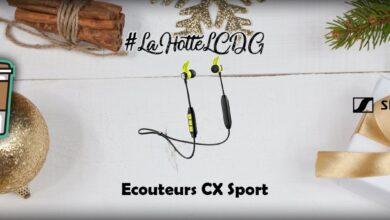 Photo de #LaHotteLCDG – Jour 24 : Sennheiser CX Sport