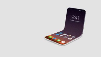 Photo of Un iPhone pliable en préparation chez Apple ?