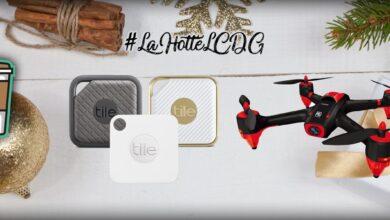 Photo of #LaHotteLCDG – Jour 8 : PNJ R-Falcon HD + 2 Lots Tile Pro et Mate