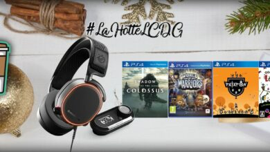 Photo of #LaHotteLCDG – Jour 5 : Steelseries Arctis Pro GameDAC + 4 Jeux PS4 !