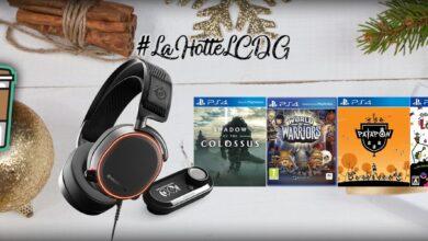 Photo de #LaHotteLCDG – Jour 5 : Steelseries Arctis Pro GameDAC + 4 Jeux PS4 !