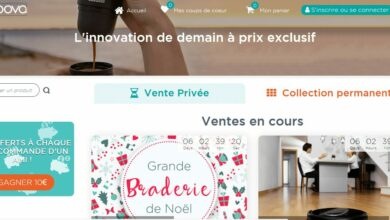 Photo of Start-up – Noova : le site agrégateur d'objets innovants provenant de start-up du monde entier