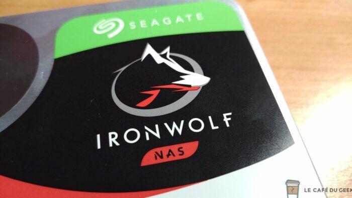 IronWolf Seagate NAS 14TB