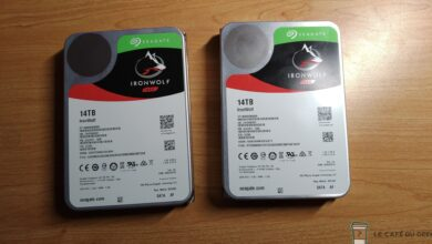 Photo of Test – Disque Dur Seagate IronWolf 14TB : Efficace mais bruyant