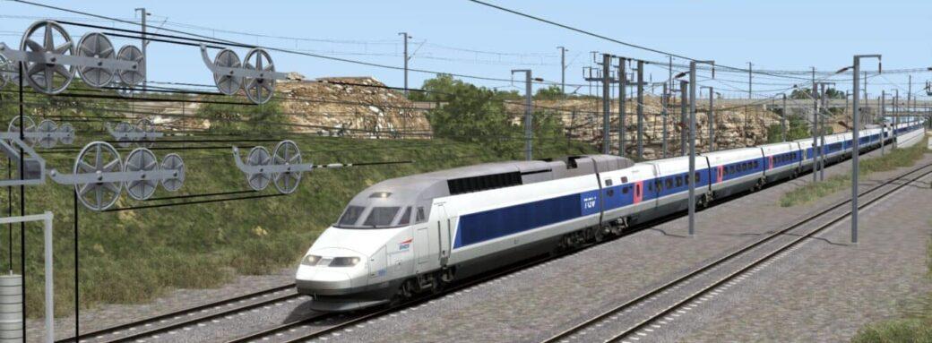 TGV en action