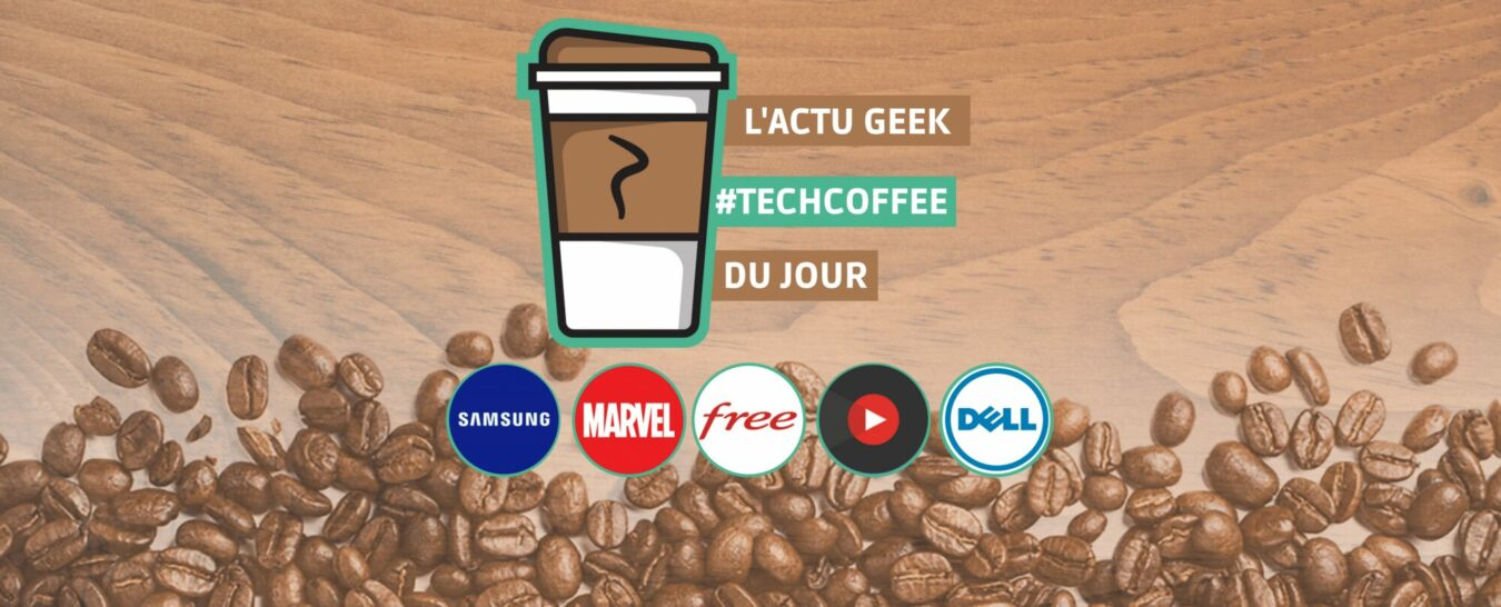 Photo de Free révolutionne la Box à nouveau, Captain Marvel en action et Twitch devant Youtube #TechCoffee