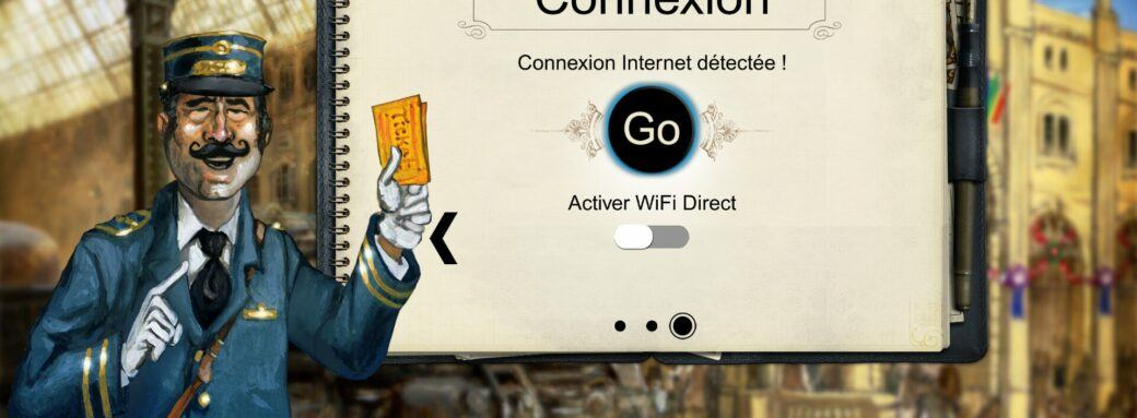 Trois étapes pour connexion-part 1