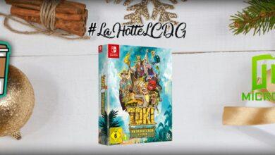 Photo de #LaHotteLCDG – Jour 1 : Toki Retrocollector et Asterix & Obélix XXL 2 à gagner !