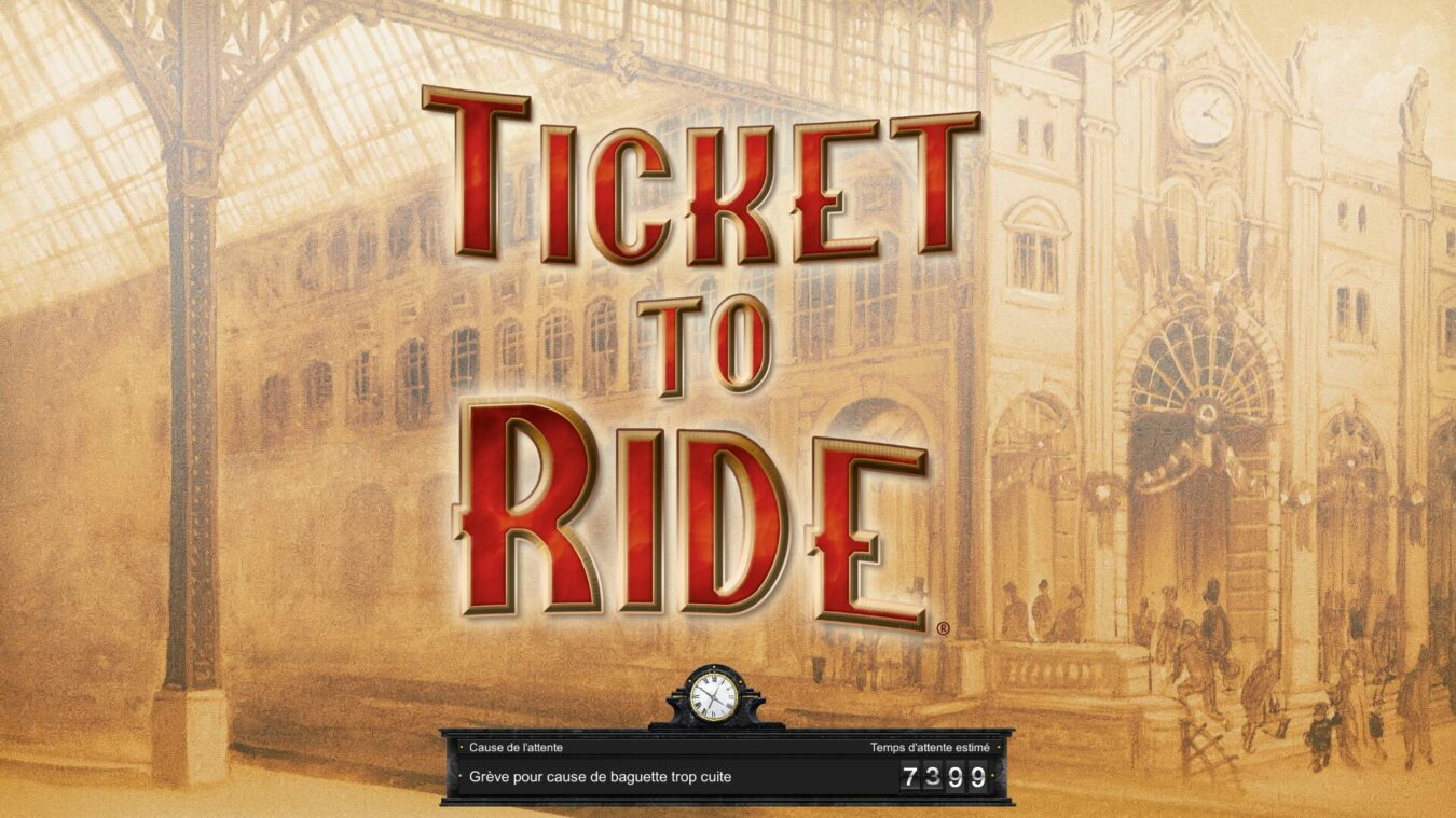 Photo of Test – PS4 – Ticket to ride en Playlink : vous avez les cartes en main