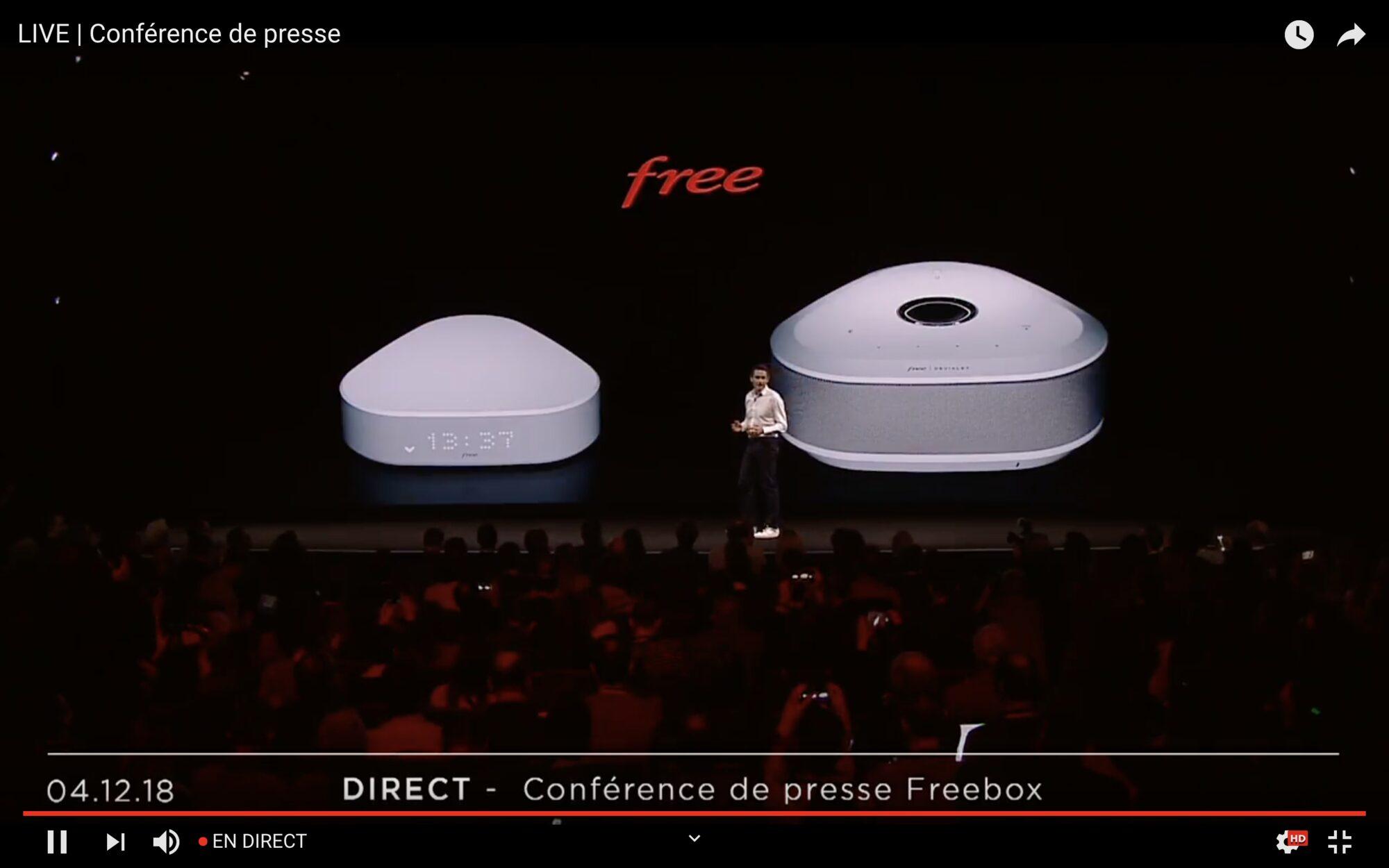 aperçu freebox delta