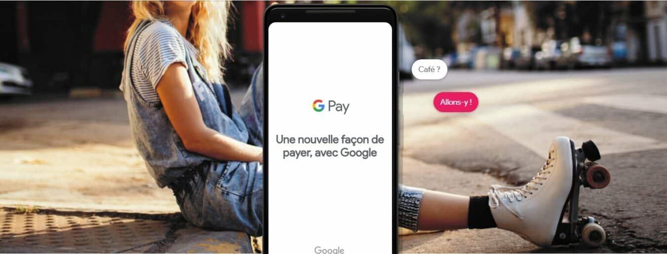 Photo of Google Pay débarque (enfin) en France : Payez avec votre smartphone !