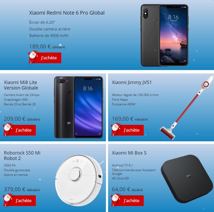 Bon Plan Xiaomi