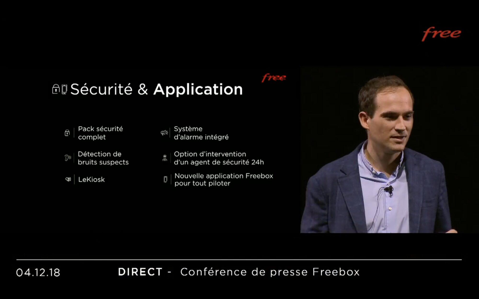 Sécurité et application - Delta