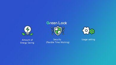 Photo de Startup – Green Lock : Sécuriser et économiser la batterie de son PC
