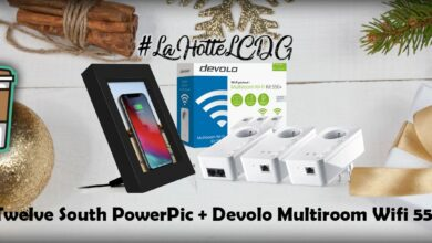 Photo de #LaHotteLCDG – Jour 14 : Twelve South PowerPic + Devolo Multiroom Wifi 550+