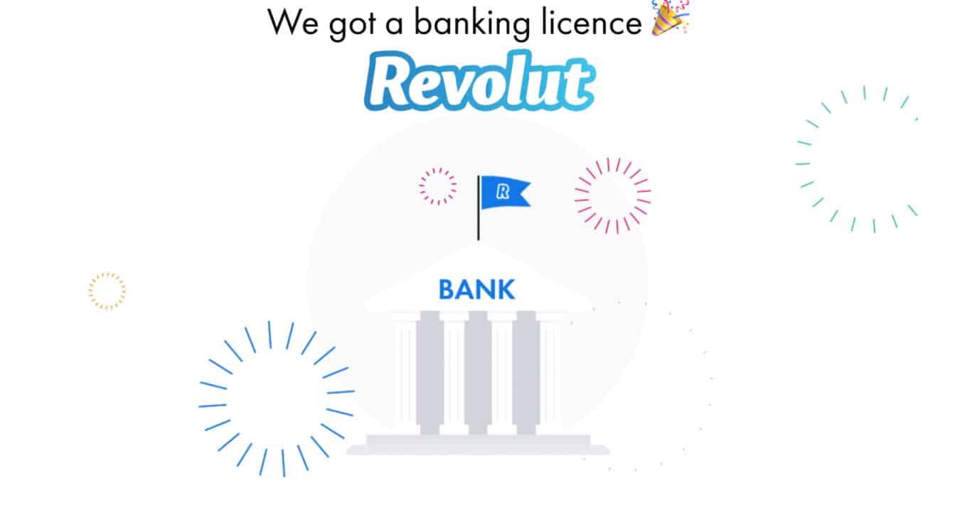 Photo of La fintech Revolut obtient sa licence bancaire Européenne