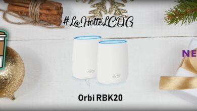 Photo of #LaHotteLCDG – Jour 21 : Netgear Orbi RBK20