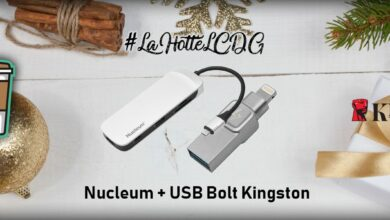 Photo of #LaHotteLCDG – Jour 22 : Kingston Nucleum & Bolt