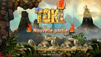 Photo de Test – Switch – Toki : Un jeu qui vous donnera la banane