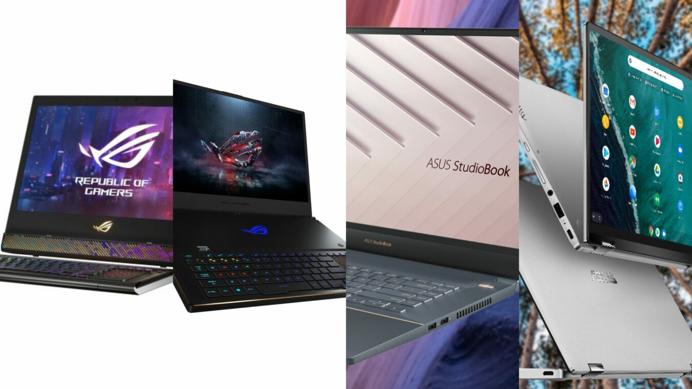 Photo of #CES2019 – Asus présente 4 ordinateurs portables !