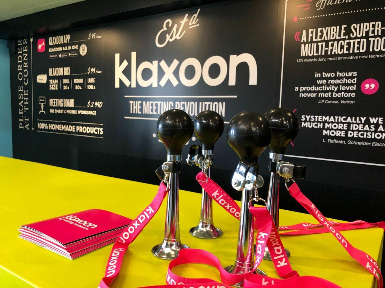 Klaxoon 3 - CES 2019