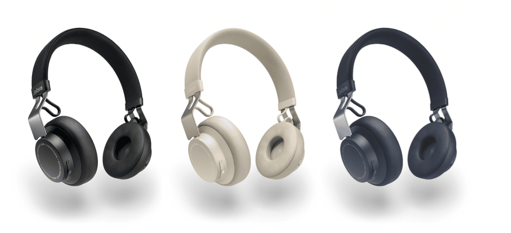 All Jabra Move Style Edition Colors.