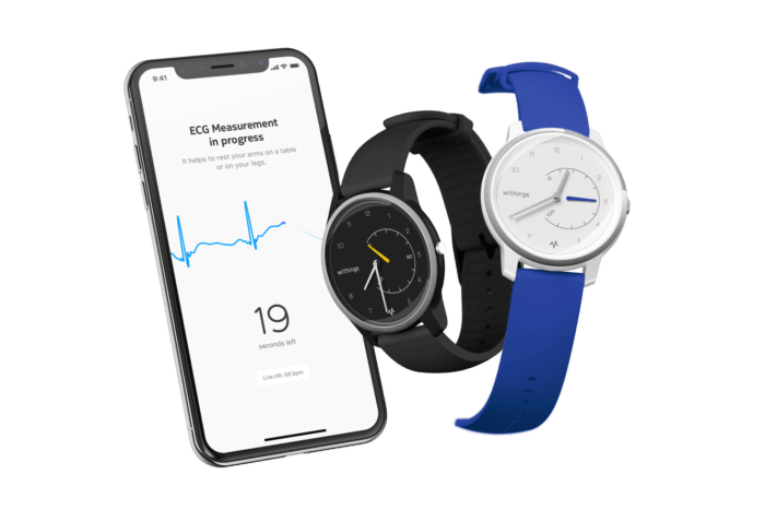 Withings : Move ECG & Move