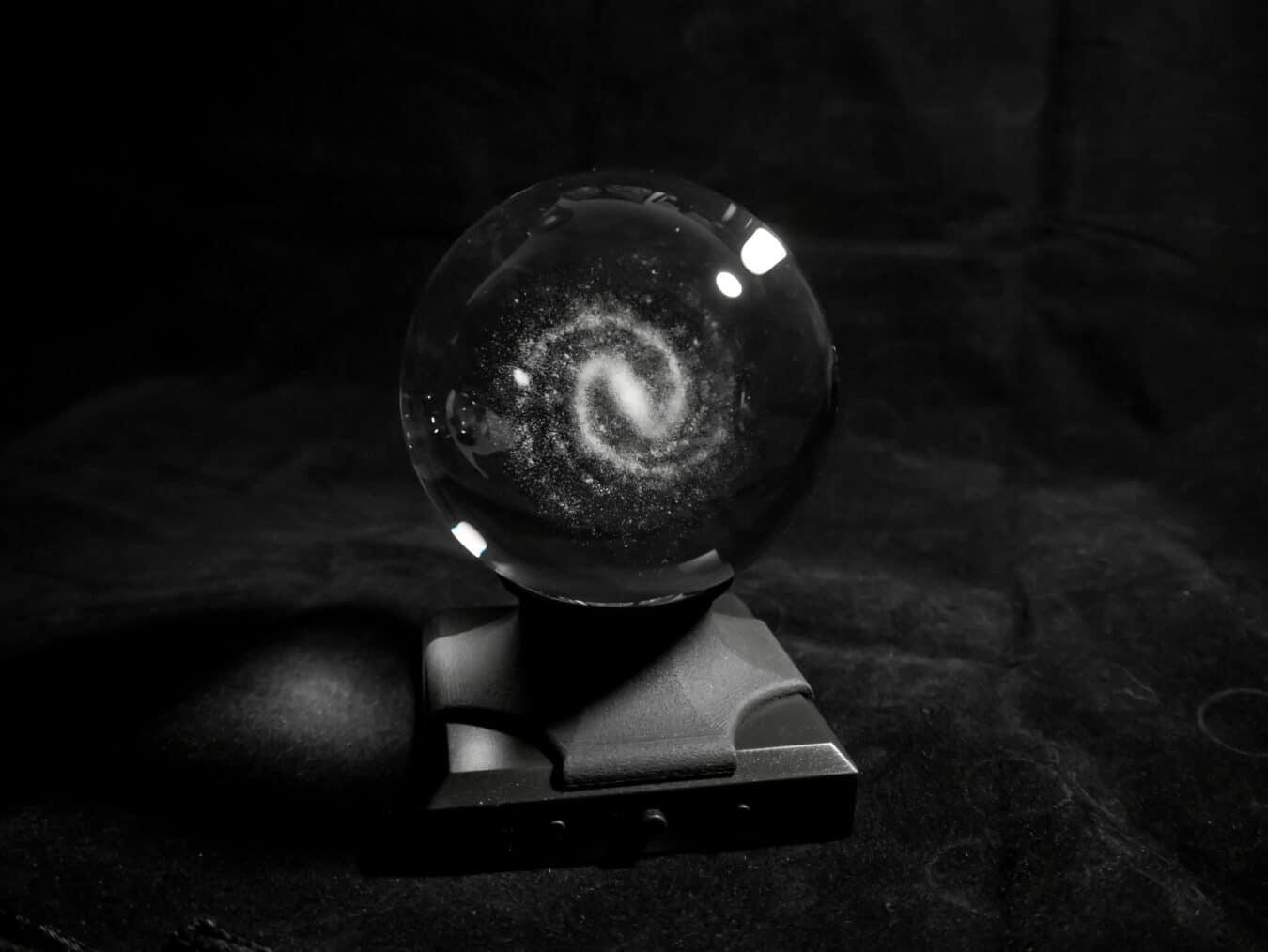 Photo of The Universe Sphere : L'univers et les galaxies à l'intérieur d'une sphère