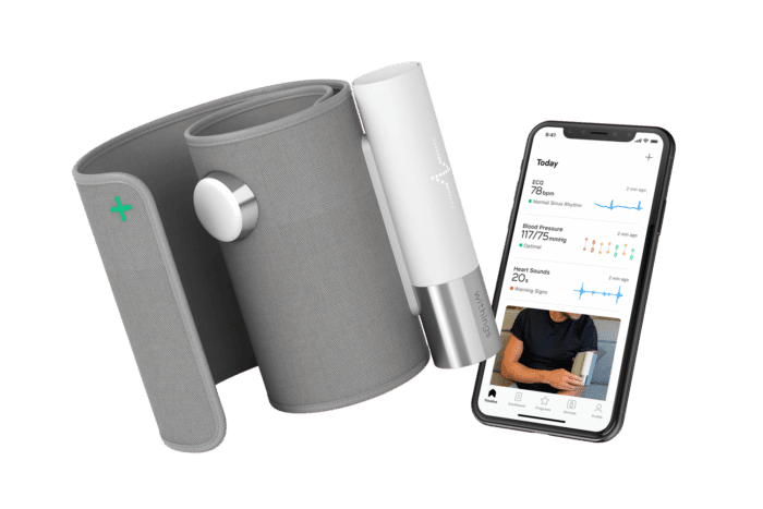 Withings : BPM Core