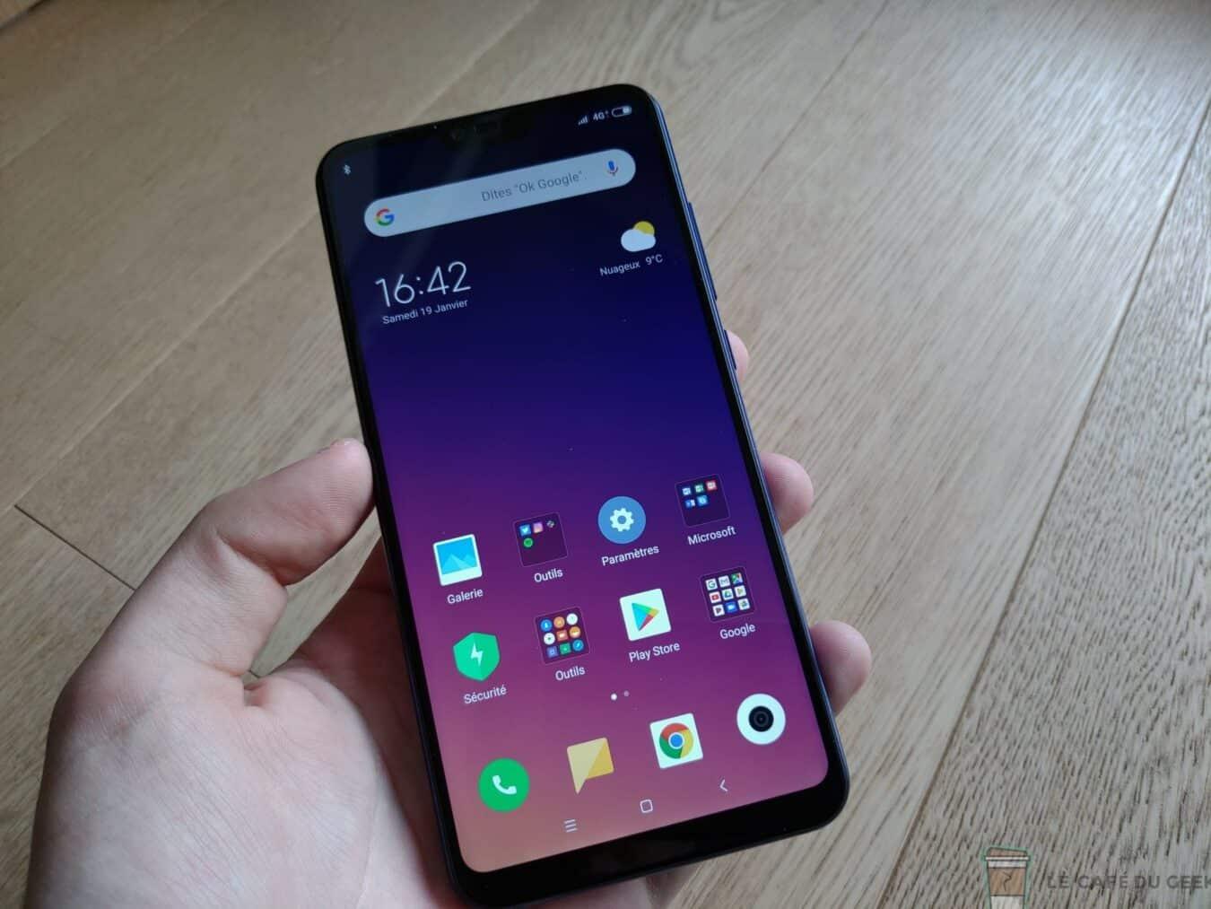 Photo de Test – Xiaomi Mi 8 Lite : Les normes d'un bon smartphone