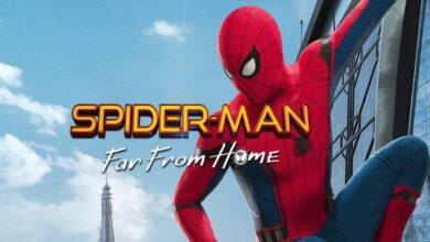 Photo of Une affiche et un trailer pour Spider-man : Far From Home
