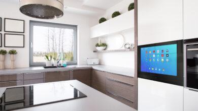Photo de #CES2019 – WEMOOVE : un écran tactile au cœur de votre cuisine