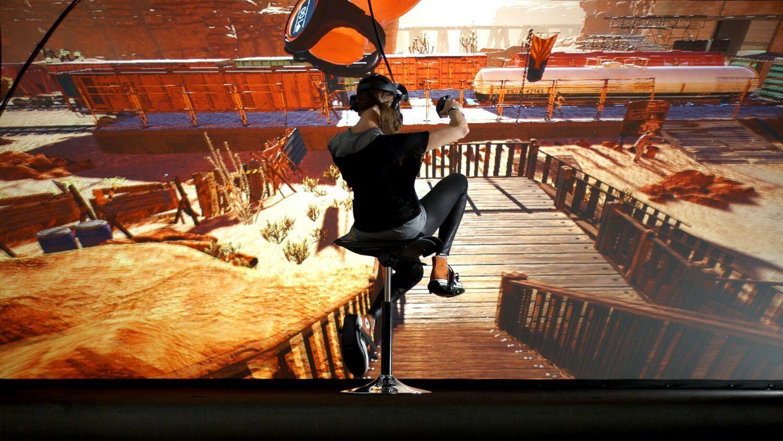 Cybershoes Réalité Virtuelle CES2019