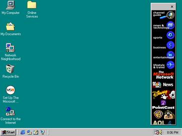 Rétro 1999 : Windows 98