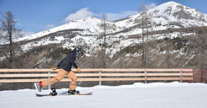 Ski hiver 2019 : Blackline Quicksett